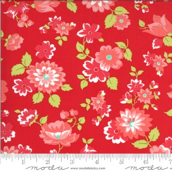 Shine On Blossom Red