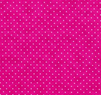 Essentials Dots Hot Pink