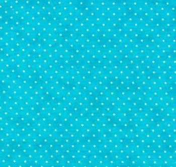 Essentials Dots Turquoise