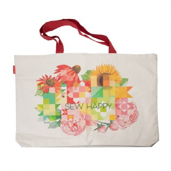 Sew Happy Tote Large
