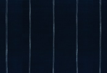 """Toweling 16"""" Picnic Point Navy Stitched Stripe"""