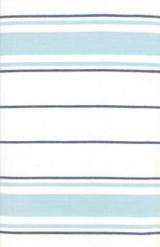 """Toweling 16"""" Rock Pool Med Sea"""