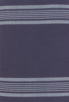 """Toweling 16"""" Rock Pool Navy"""