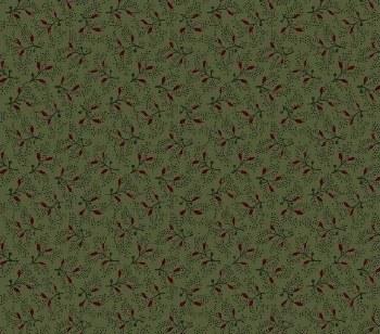 Tall Grass Sprig Green