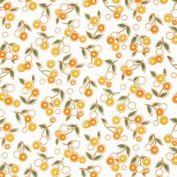 Animal Quackers Flower Orange