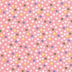 Animal Quackers Dot Pink