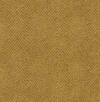 Woolies Flannel Gold Herringbone