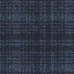 Woolies Flannel Plaid Blue
