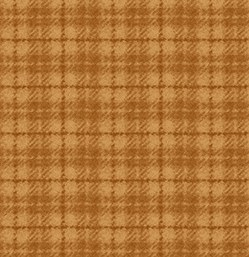 Woolies Flannel Plaid Gold