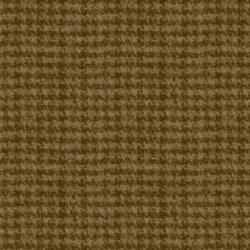 Woolies Flannel Check Dark Gold