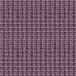 Woolies Flannel Check Violet Red