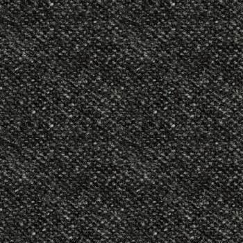 Woolies Flannel Tweed Black