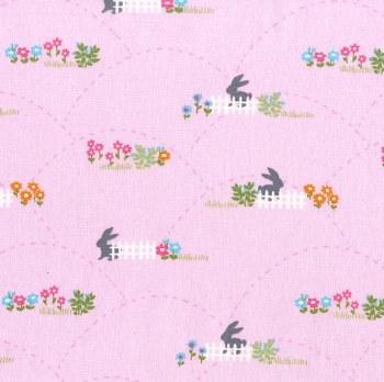 Bunny's Garden Hopping Fences