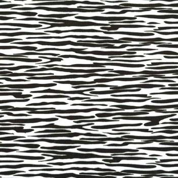 Minky Zebra Print