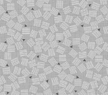 Cosmo Triangle Square Dk Gray