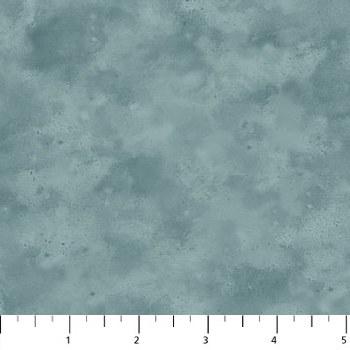 Misty Mountain Flannel Blue