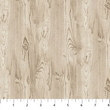 Frosted Woodland Wood Grain