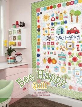 Bee Happy Quilt Book