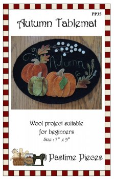Autumn Tablemat by Pastime