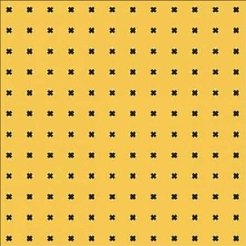 Prairie Sisters Cross Yellow