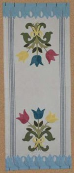 Tulip Table Runner