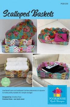 Scalloped Baskets Pattern