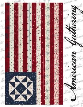 American Gatherings Book