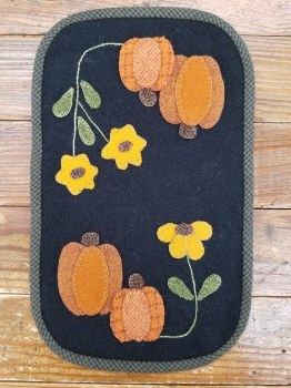 Simple Joys Pumpkin Mat Kit