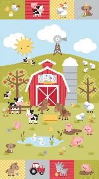 Down on the Farm Panel