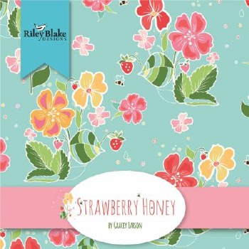 Strawberry Honey 5 in Stacker