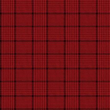 Plaids Tweed Red