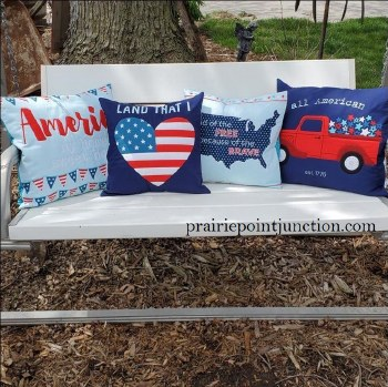 Fireworks Freedom Pillow Kit
