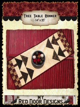 Tree Table Runner