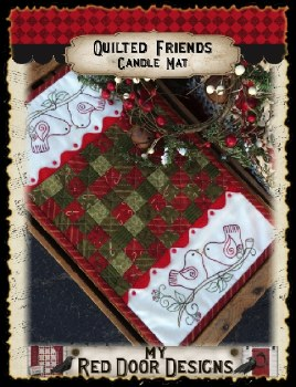 Quilted Friends Christmas
