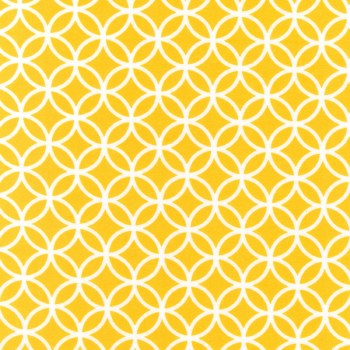 Cozy Cotton Yellow Tile