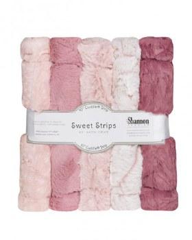 Cuddle Sweet Strips Rose
