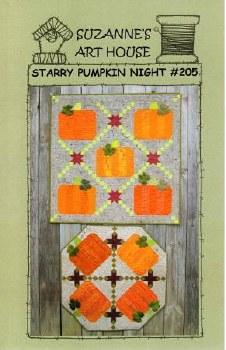 Starry Pumpkin Night