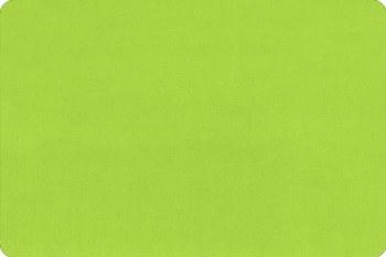 Cuddle Solid Dark Lime