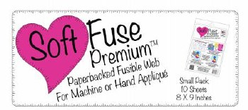 Soft Fuse Paper Backed Fusible