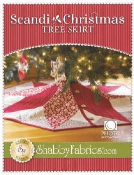 Scandi Tree Skirt