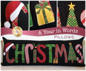 A Year in Words Christmas