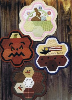 Hexagon Mat Set Pattern