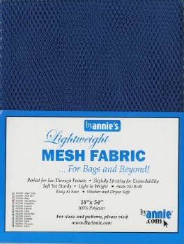 Mesh Lite Weight Blue 18 x 54