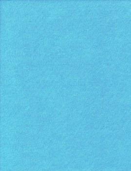 Wool Felt - Alluring Aqua 12x18
