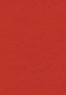 Wool Felt - Bright Red