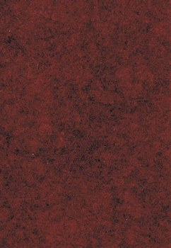 Wool Felt - Burnt Sienna 12x18