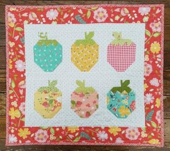 Strawberry Social Mini Kit