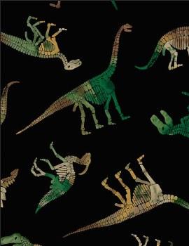 Dino Multi Colored Dinosaurs