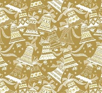 Holiday Village Bells Gold Stash Builder
