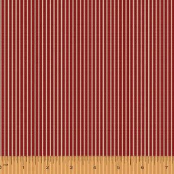 Camilla Stripe Red